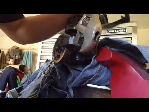 Ultimate Installation of 6.0 PowerStroke BulletProof Diesel Oil Cooler PART 2