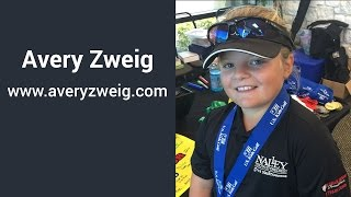 ⭐️#1 ranked 10-year-old golfer Avery Zweig LIVE on 1310 The Ticket