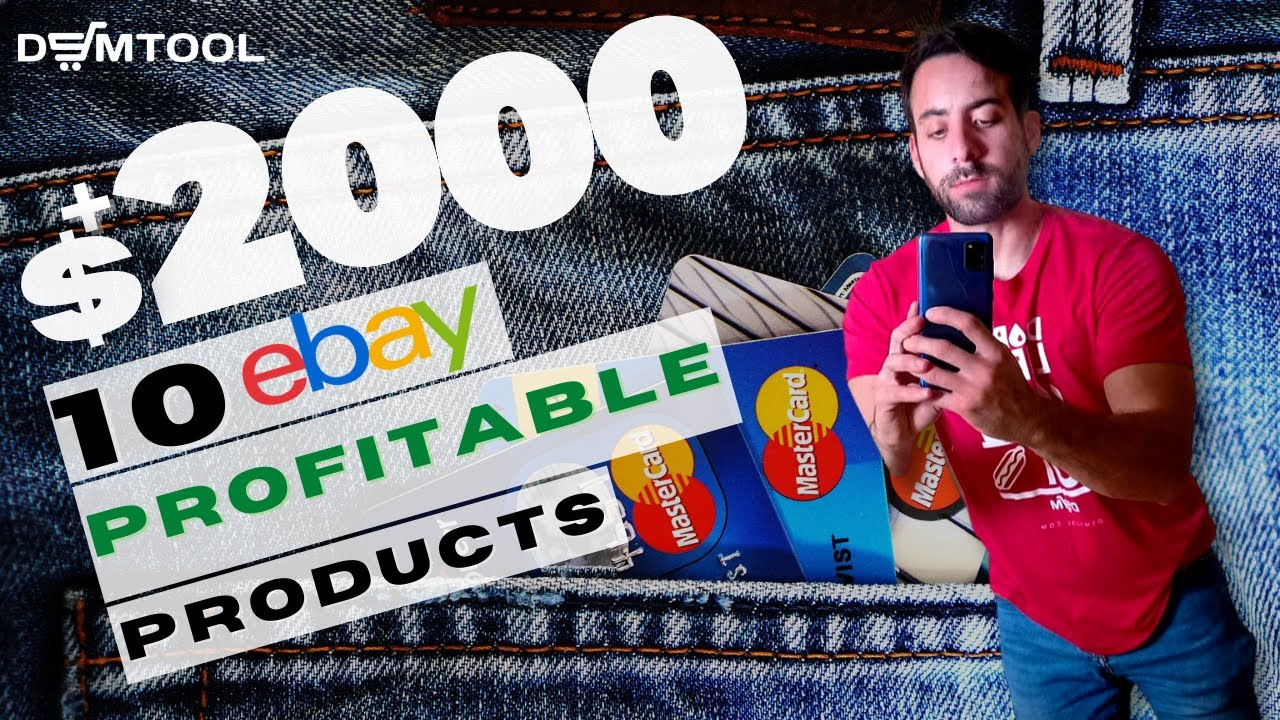Get A Starting +$2000 Winning Products Listing For eBay Dropshipping Beginners!