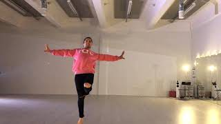 Lagy gaga- Angel down choreography by Cano Monroy