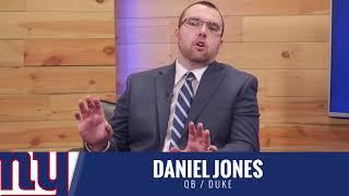 2019 NFL Draft: New York Giants draft Daniel Jones