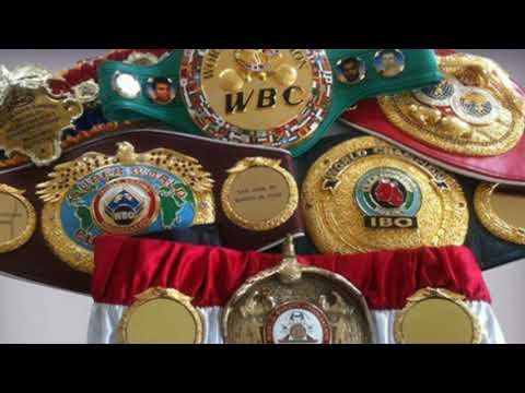 WBA/WBC/IBF/WBO AND IBO RANKINGS