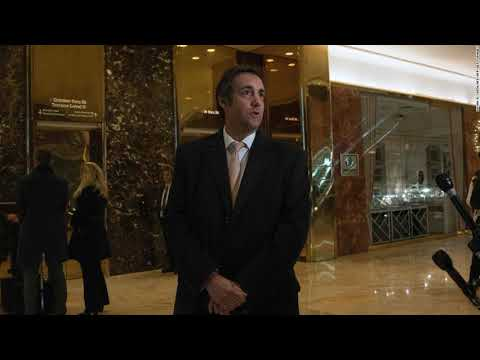 Trump Lawyer Michael Cohen To Appear Before Senate Panel Tuesday  Politics