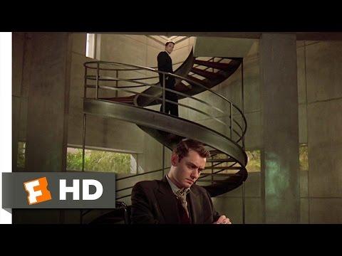 Gattaca (3/8) Movie CLIP - A De-gene-erate (1997) HD