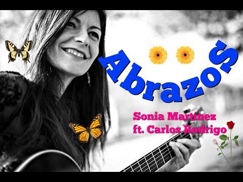 Abrazos de Sonia Martínez y Carlos Rodrigo