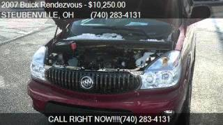 2007 Buick Rendezvous  for sale in STEUBENVILLE, OH 43952 at