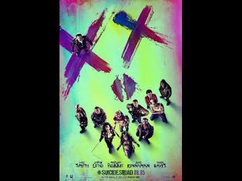Suicide squad full movie free 2017