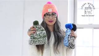 New styles with Merino Worsted yarn