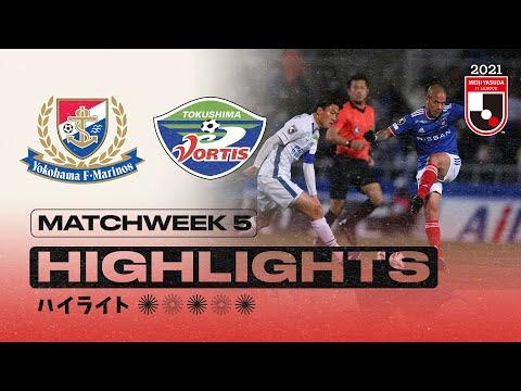 Yokohama M. Tokushima Goals And Highlights