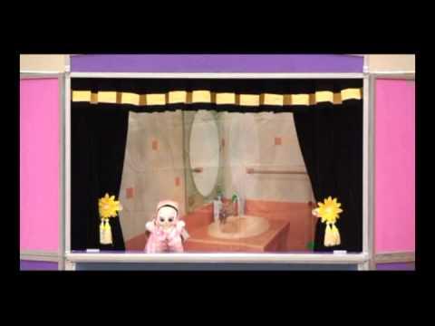Dental Puppet Show Kak Mon yang Prihatin