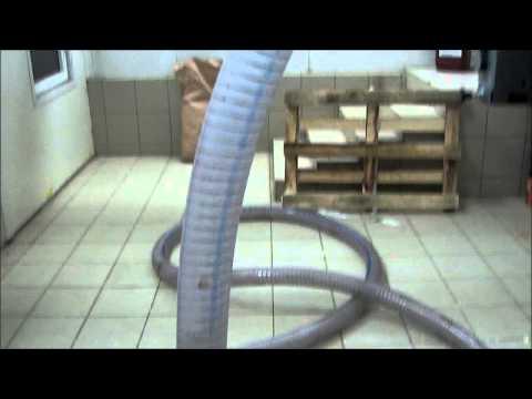 Вакуумный конвейер PIAB - Быстрая и удобная очистка продуктопровода.