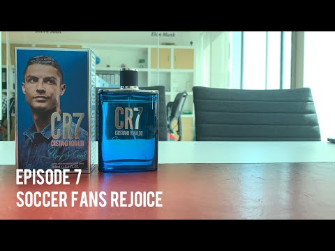 CR7 PLAY IT COOL Fragrance From House Of CRISTIANO RONALDO (Review) - Ep.7