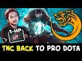 TNC Tigers is back — InYourDream GOD 1 HP Armlet toggle