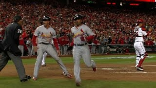2012 NLDS Gm5: Cards rally for four in ninth for win