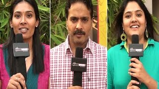 Moone Moonu Vaarthai Team Interview | SPB Charan | Madhumita - BW