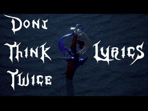 Don't Think Twice - Hikaru Utada - LYRICS / LYRICS VIDEO | ENGLISH AUDIO