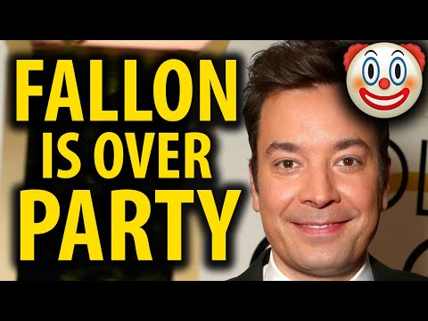 Jimmy Fallon is Over Party Trends 🤣 As Actor Gets Cancelled