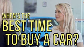 BEST TIME TO BUY A CAR: 2021 Discounts, Incentives, MSRP Deals: The Homework Guy, Kevin Hunter
