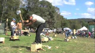 George Bean Memorial Lumberjack 2011 Horizontal Chop.m4v