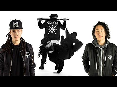 The Lor Brothers Dance Reel | KINJAZ