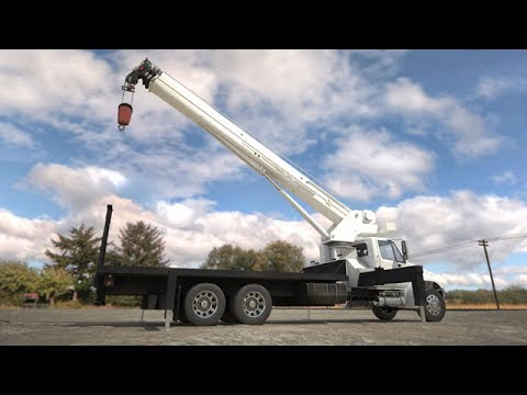 Truck Mounted Cranes Training