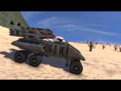 Razorback   Clusterbomb Artillery