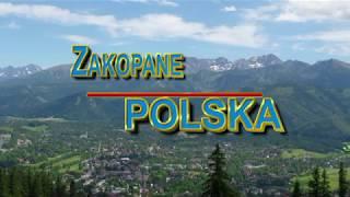 Польша ЗАКОПАНЕ Моя любовь Polska ZAKOPANE Moja miłość