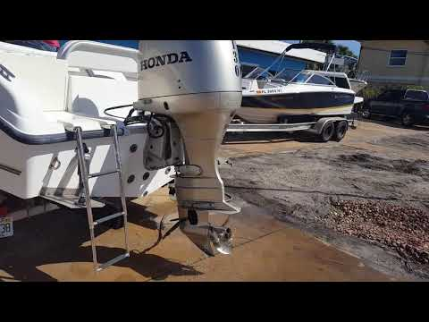 2002 Mako 192 center console Honda 4 stroke for sale