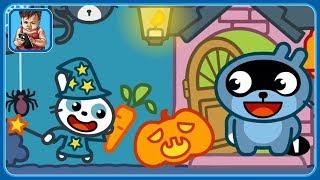 Мультики для детей * Истории Панго - Хэллоуин * Смешные мультики про животных для самых маленьких