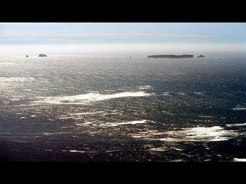 Японский остров исчез бесследно. В Японии потеряли целый остров. Япония. Острова. Фото. Видео.