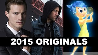 Top Ten Movies of 2015 : Ant-Man, Inside Out, Assassin's Creed, Cinderella - Beyond The Trailer