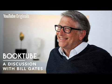 Bill Gates Talks About How To Avoid A Climate Disaster | BookTube