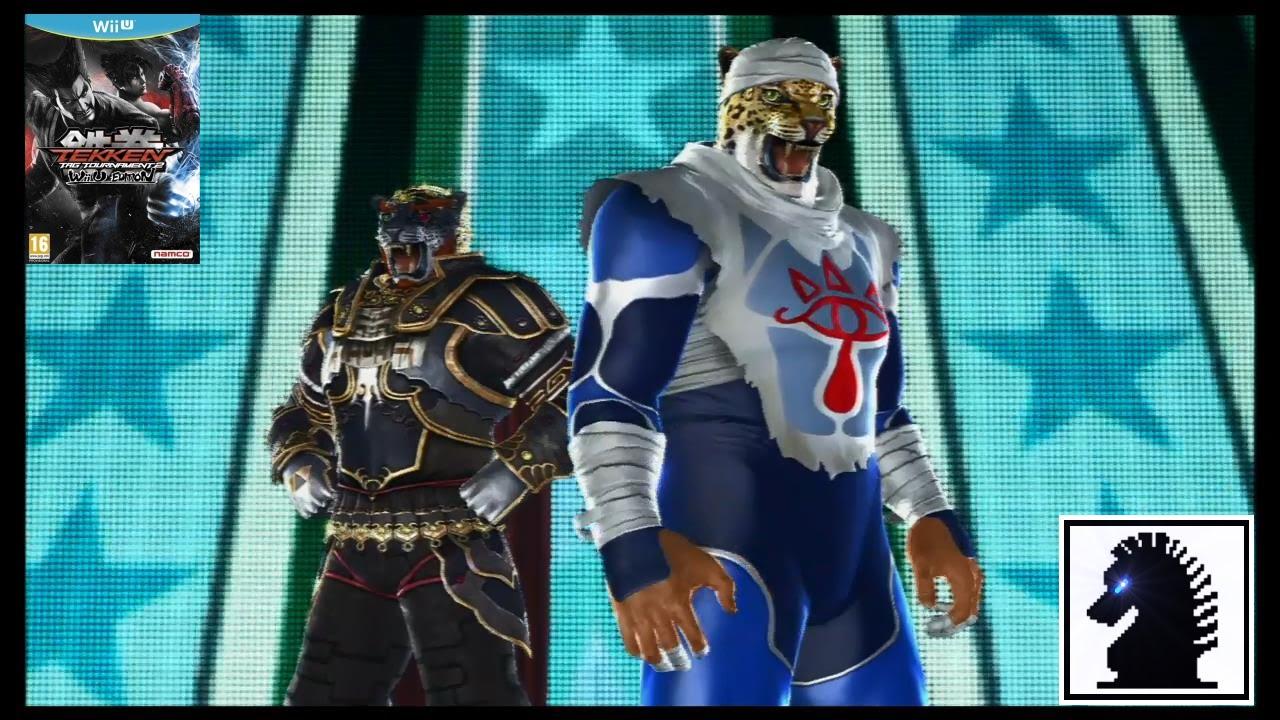 Wii U Tekken Tag Tournament 2 Arcade Sheik King Ganon Armor