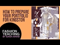 How to prepare your portfolio for Kingston