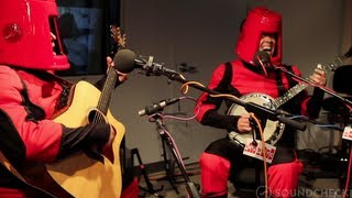 "Future Folk: ""Space Worms,"" Live On Soundcheck"
