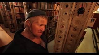 Погоня в библиотеке (удаленная сцена)