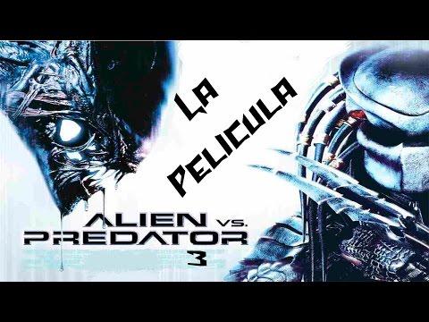 Aliens vs Predator 3 - Historia Depredador ( La pelicula Full español ) HD 720p 60ᴴᴰ ( Movie Game )