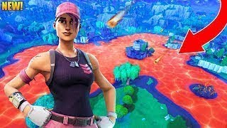 FORTNITE CUBE VOLCANO EVENT IS HAPPENING SOON! Loot Lake Watching + Theories! (Fortnite)