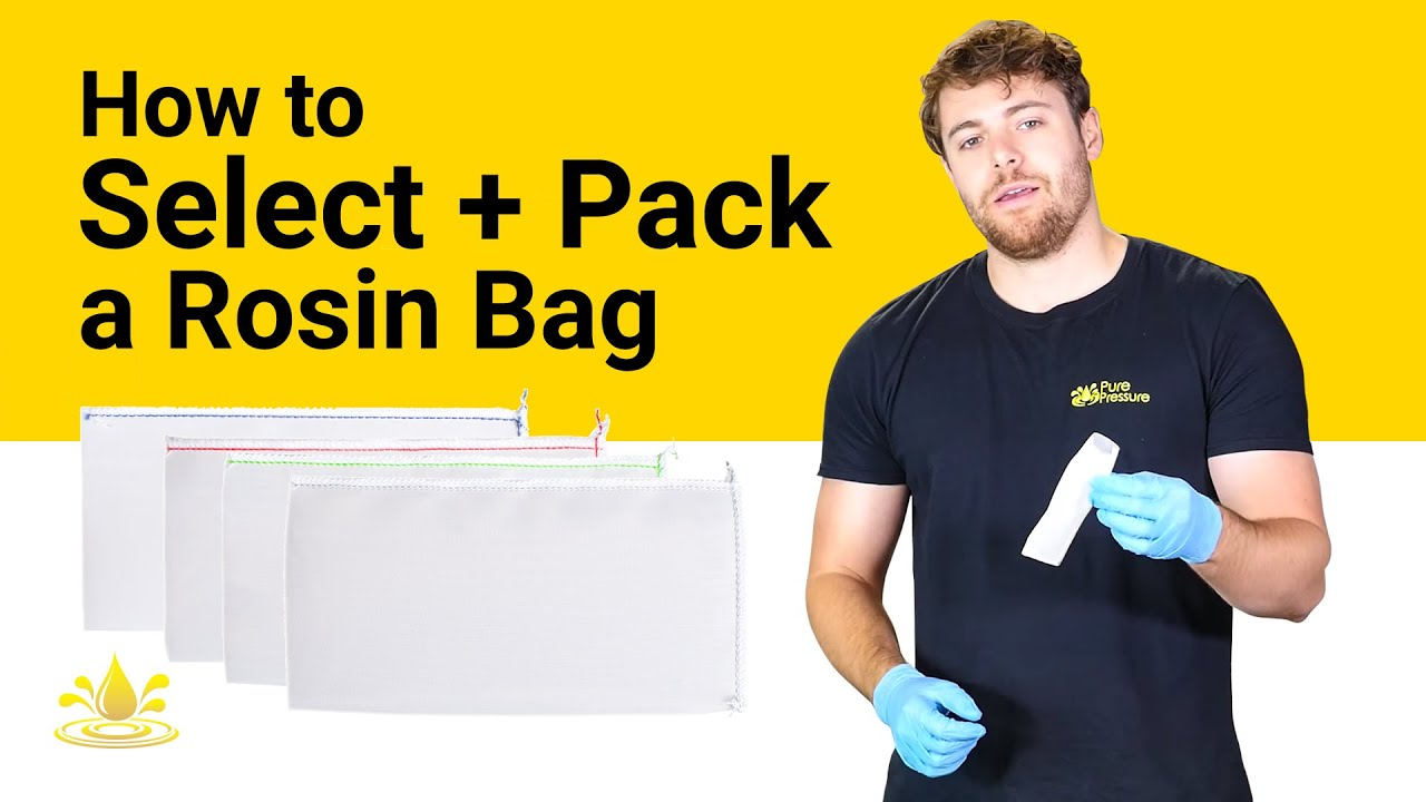 How To Select And Pack A Rosin Bag Youtube Electrical Question For The Pors Huntingnetcom Forums