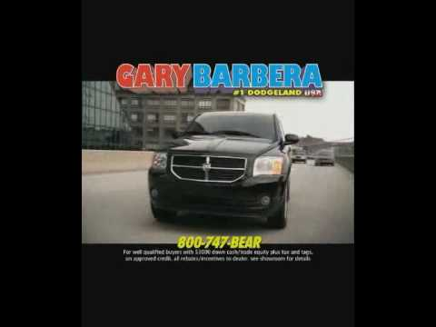 Gary Barbera Dodge Caliber - YouTube