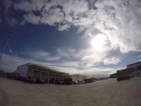 No.1018, Skywatch Açores, Solar Radiation Management Timelapse