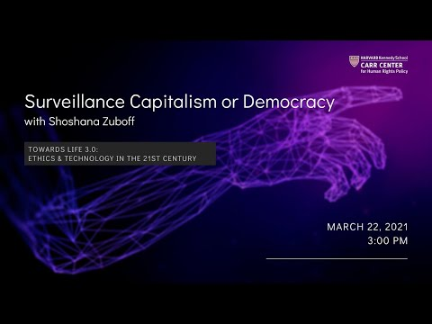 Surveillance Capitalism or Democracy on YouTube