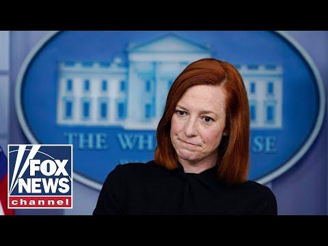 Jen Psaki holds White House press briefing | 10/22/21