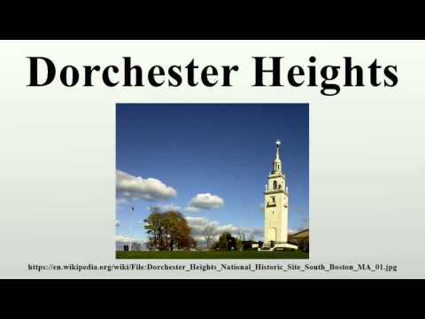 Dorchester Heights