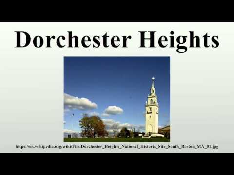 Dorchester Heights