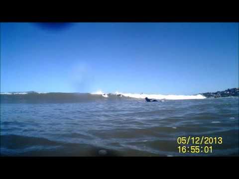Surfing, Punta del Diablo, Rocha Uruguay
