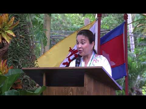 LOREN LEGARDA: Speech:Inauguration of the ASEAN Centre for Biodiversity New Headquarters