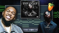 How DJ Mustard Makes Emotional Beats For Polo G's New Album (THE GOAT)