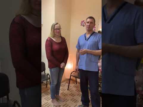 Результат лечения дегенеративно-дистрофических изменений в позвоночнике!