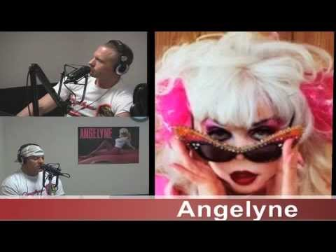 Angelyne Interview: Up-Close & Intimate with Aaron & Scott